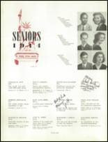 1944 Lower Merion High School Yearbook Page 54 & 55