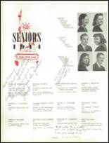 1944 Lower Merion High School Yearbook Page 58 & 59