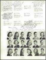 1944 Lower Merion High School Yearbook Page 60 & 61