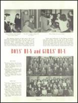 1944 Lower Merion High School Yearbook Page 72 & 73