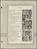1940 Clyde High School Yearbook Page 20 & 21