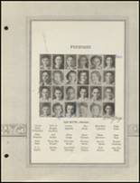 1940 Clyde High School Yearbook Page 40 & 41
