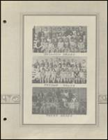 1940 Clyde High School Yearbook Page 64 & 65