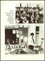 1974 Crespi Carmelite High School Yearbook Page 10 & 11