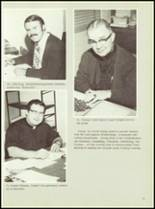 1974 Crespi Carmelite High School Yearbook Page 16 & 17
