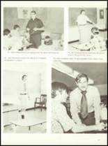 1974 Crespi Carmelite High School Yearbook Page 20 & 21