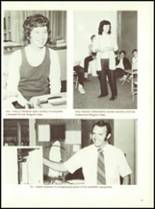 1974 Crespi Carmelite High School Yearbook Page 24 & 25
