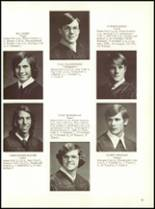 1974 Crespi Carmelite High School Yearbook Page 36 & 37