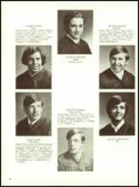 1974 Crespi Carmelite High School Yearbook Page 42 & 43