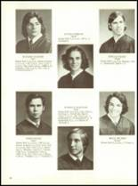 1974 Crespi Carmelite High School Yearbook Page 44 & 45