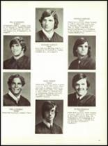 1974 Crespi Carmelite High School Yearbook Page 54 & 55