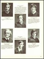 1974 Crespi Carmelite High School Yearbook Page 56 & 57
