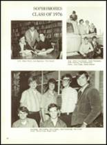 1974 Crespi Carmelite High School Yearbook Page 72 & 73