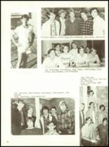 1974 Crespi Carmelite High School Yearbook Page 74 & 75