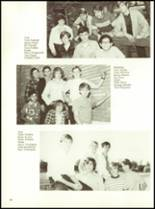 1974 Crespi Carmelite High School Yearbook Page 84 & 85