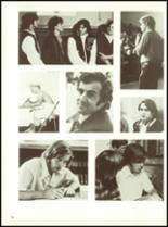 1974 Crespi Carmelite High School Yearbook Page 100 & 101