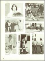 1974 Crespi Carmelite High School Yearbook Page 104 & 105