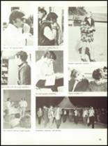 1974 Crespi Carmelite High School Yearbook Page 106 & 107