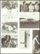 1974 Crespi Carmelite High School Yearbook Page 108 & 109