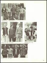 1974 Crespi Carmelite High School Yearbook Page 112 & 113