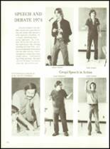 1974 Crespi Carmelite High School Yearbook Page 116 & 117