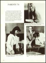 1974 Crespi Carmelite High School Yearbook Page 118 & 119