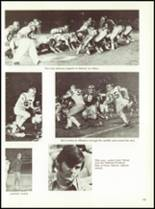 1974 Crespi Carmelite High School Yearbook Page 126 & 127