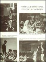 1974 Crespi Carmelite High School Yearbook Page 134 & 135