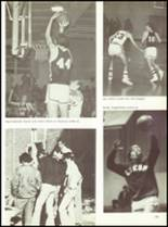 1974 Crespi Carmelite High School Yearbook Page 136 & 137