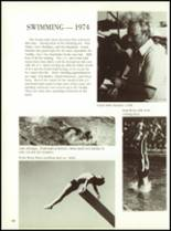 1974 Crespi Carmelite High School Yearbook Page 142 & 143