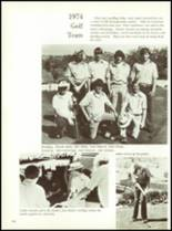 1974 Crespi Carmelite High School Yearbook Page 146 & 147