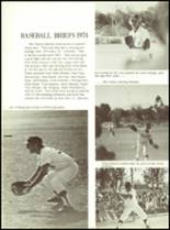 1974 Crespi Carmelite High School Yearbook Page 164 & 165