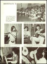 1974 Crespi Carmelite High School Yearbook Page 170 & 171
