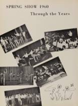 1960 Frankford High School Yearbook Page 50 & 51