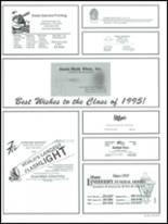 1995 Smith High School Yearbook Page 190 & 191