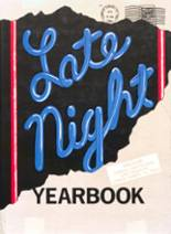 1986 Yearbook Carroll High School