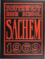1969 Yearbook Southwest High School