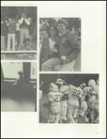 1979 Central High School Yearbook Page 16 & 17
