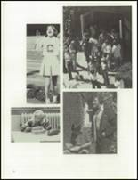 1979 Central High School Yearbook Page 20 & 21