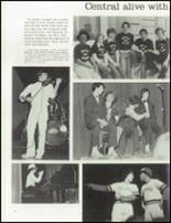 1979 Central High School Yearbook Page 28 & 29
