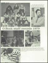 1979 Central High School Yearbook Page 42 & 43