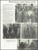1979 Central High School Yearbook Page 50 & 51