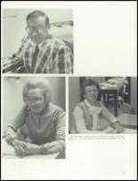 1979 Central High School Yearbook Page 56 & 57