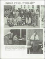 1979 Central High School Yearbook Page 70 & 71