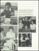 1979 Central High School Yearbook Page 72 & 73