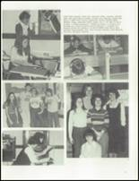 1979 Central High School Yearbook Page 74 & 75