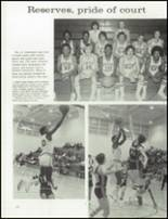 1979 Central High School Yearbook Page 104 & 105