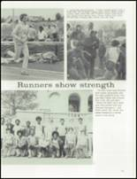1979 Central High School Yearbook Page 110 & 111