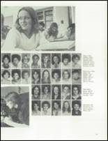 1979 Central High School Yearbook Page 142 & 143