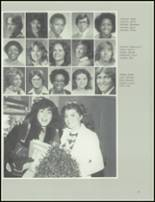 1979 Central High School Yearbook Page 166 & 167
